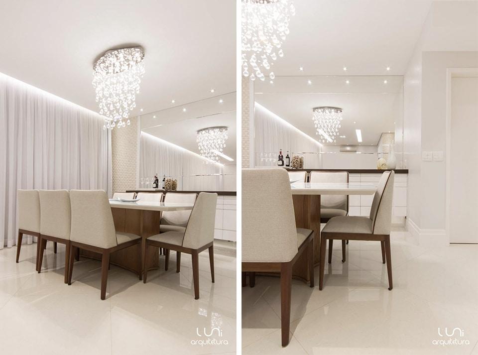 Sala De Jantar E Tv Apartamento ~  sala de jantar de apartamento com ambiente integrado a sala de TV e