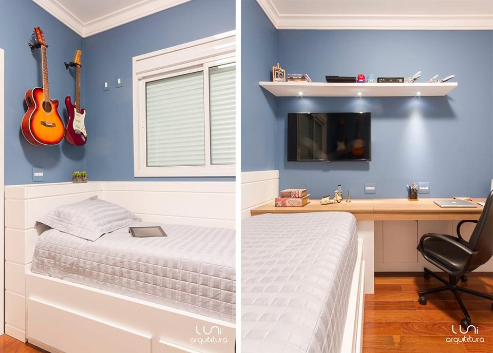 decoracao de interiores quartos de solteiro : decoracao de interiores quartos de solteiro:Marcenaria Quarto solteiros