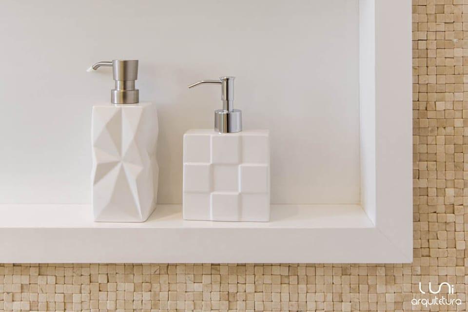 Banheiro Suite Master Casal Apartamento Brooklin