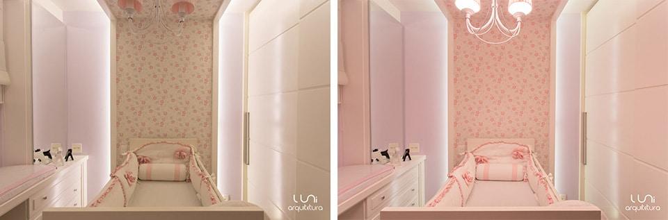 projetos de quarto de beb menina papel de parede para quarto de