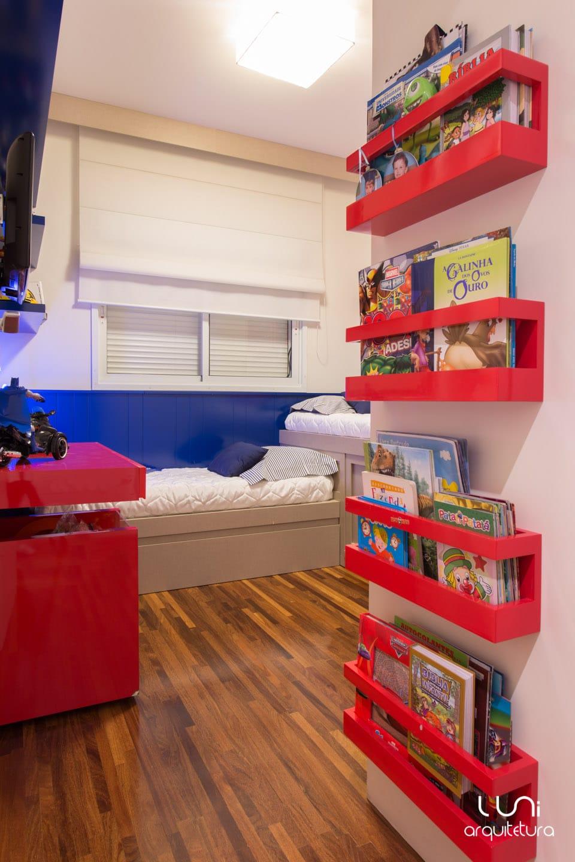 Quarto Infantil Tem Tico Para Meninos Projeto Luni Arquitetura ~ Desenhos Para Quarto Infantil E Foto De Quarto De Menino