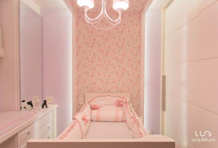 berco rosa para quarto de bebe